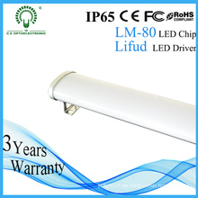 Neuankömmling! 150cm / 5ft IP65 Wasserdichtes 60W LED Tunnel-Licht