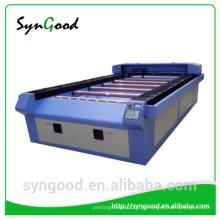 Máquina de gravura e corte do laser da cama gravador de pedra do laser