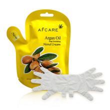 Private Label Niacinamide Goat Collagen Hand Mask Best Skincare Moisturizing Whitening Exfoliating Hand Repairing Mask