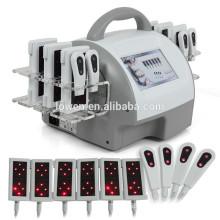 Лазер LiPo вакуума кавитации RF для похудения для домашнего использования