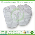 15-50GSM nichtgewebte Kasten-Frühlings-Gewebe