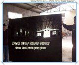 Sinoy China Black Silver Mirror Sheet-Imported From Mulia of Indonesia (SMI-SC-BLK1000)