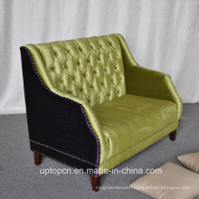 Best Selling Commercial Luxury Sofa Booth with Armrest (SP-KS281)