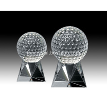 Noble CustomIzed Personlized Clear Crystal Golf Ball