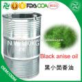 Vente en gros d'huile de cumin de graine noire de qualité alimentaire