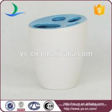 YSb50066-02-th European design chinaware bath toothbrush holder