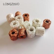 Mídia anelar de cerâmica para aquário