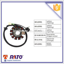 Hot sale Chinese production 11 poles motorcycle stator magneto coil