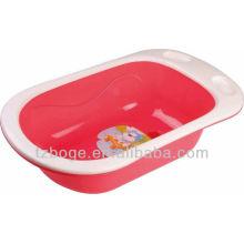 bañera bebé inyección de plástico molde