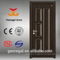 European style Four panel MDF Melamine timber Doors