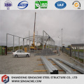 Certified Large Span Steel Structure Fabrik / Lager für Trucks