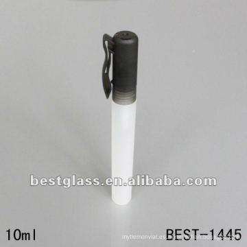 Botellas de perfume de cristal del tubo 10ml como forma de la pluma