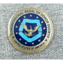 Custom Die Casting Enamel Military Challenge Coin