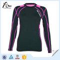 Women Custom Sports Wear Compression Shirt