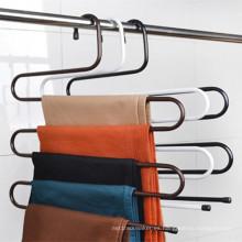 Estante de los pantalones de la forma de China S Nuevo estante del lavadero del estilo