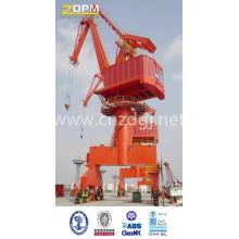 Shipyard Portal Container dock Crane