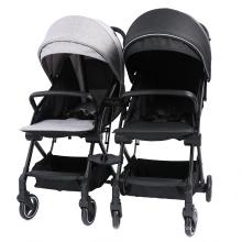 Poussettes de marcheur pour bébé double de luxe haut de gamme 2020