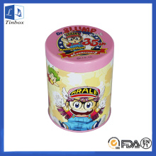 Round Gifts In Wholesale Tin Boxes