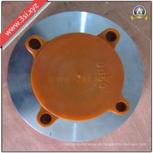 Tampas parafusadas plásticas da flange 2500lb (YZF-H113)