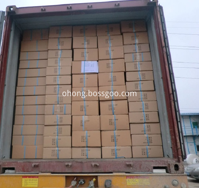 Lonas carton packing