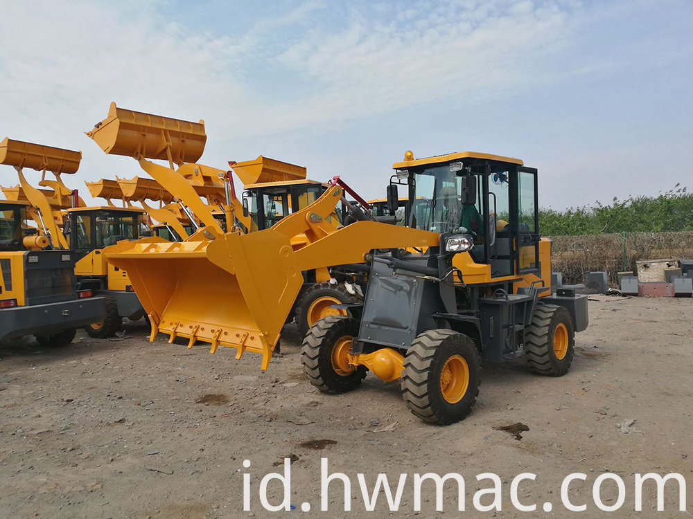 farm tractor loaders