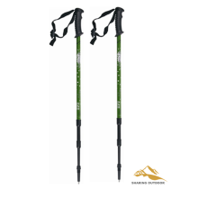 Best Quality for Alpenstock Trekking Poles 3 Sections Folding Trekking Poles export to Solomon Islands Suppliers
