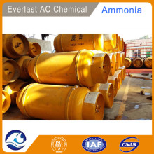 Pure Liquid Anhydrous Ammonia for Refrigerant R717 NH3