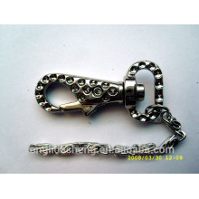 Venta al por mayor de accesorios de China Llavero Snap Hook & Metal