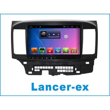 Système Android 10,2 pouces voiture lecteur DVD navigation GPS