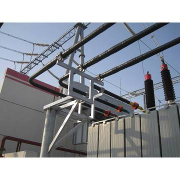 Insulated pipe busway trunking system