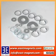 Promoção de produtos novos Customized Sintered Neodymium ímã / custom muitos tipos de Ring Magnet