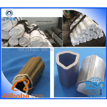 triangular seamless steel tubes