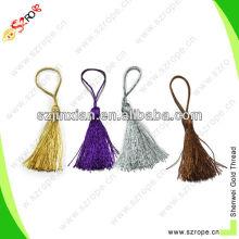 Mini Cute Nylon Cheap Tassels Decoration Bag tassel gift packing tassel