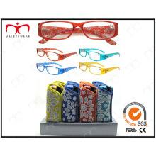 Modische heiße verkaufende Damen Eyewear Lesegläser (MRP21662)