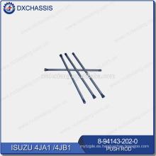 Genuine 4JA1 4JB1 Push Rod 8-94143-202-0