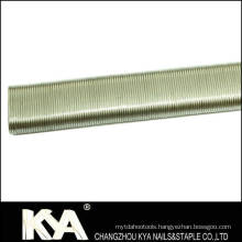 C45 Stainless Steel Hog Ring Staple