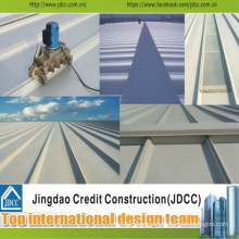 Steel Structure Roof Construction Garage