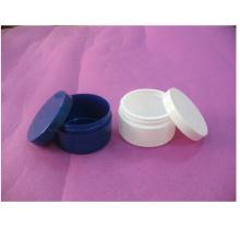 100ml Cylindre plastique Coussins cosmétiques PE