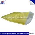 Primary Efficiency Pocket Air Filter Bags Machine