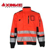 UPF 50+ 100% coton de protection solaire vêtements de travail pour travailleur de la construction