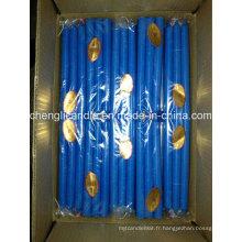 Bougie parfumée de bâton parfumée de bâton coloré par utilisation quotidienne