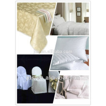 Tissu jacquard polyester / coton