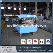 Metal machine price galvanized corrugated steel sheets machine