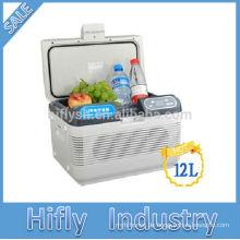 HF-1200 DC Mini-Kühlschrank für Auto Mini tragbare Auto Kühlschrank Mini-Auto Kühlschrank Mini-Kühlschrank