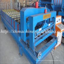 Máquina perfiladora en frío de baldosas esmaltadas de chapa de acero de color