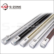Ceiling design flexible aluminum curtain rail sliding with cheap price