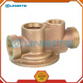 Precision brass sand casting part