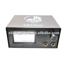 2016 hot sale pulse tattoo power supply