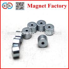 Малое кольцо форма 8 мм OD неодимовый магнит