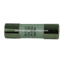F-1038C-10 10x38 10A Fusible de tubo cerámico